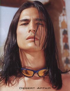 Mark Markus; (Thai; German; Native American/Sioux)