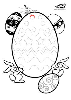 NEW - Free Easter Printables for Kids. Easter Activities For Kids, Animal Crafts For Kids, Spring Crafts For Kids, Children Activities, April Easter, Happy Easter, Easter Breaks, Seasons Activities, Easter Coloring Pages