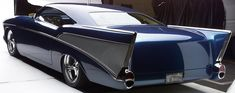 Chezoom' is the most recognized and famous ' 57 Chevy worldwide, built by Boyd Coddington, and possibly one of his most famous creations.