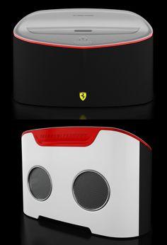 Ferrari by Logic3 FS1 Wireless Speakers