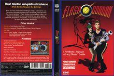 """En el planeta Mongo, Flash Gordon, Dale Arden y el Dr. Zarkov batallan contra la Plaga de la Muerte Púrpura, intentando reestablecer en el poder al príncipe Barin. Tercero y último serial de la Universal Pictures basado en el inmortal personaje creado por la pluma y el pincel de Alex Raymond. Los dos previos eran """"Flash Gordon"""" (1936) y """"Flash Gordon's Trip to Mars"""" (1938)."""