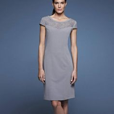 Kleid mit Spitzen-Applikation   3 Suisses - 418.1780  69,99