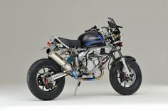 Honda Monkey #3 by GCraft