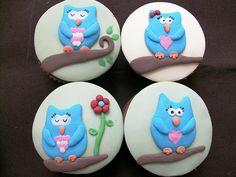 Blue Owls...
