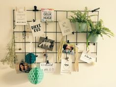 Wall decoration - love it!