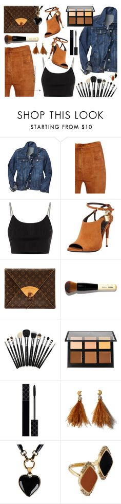"""Larry Graham- One In A Million"" by texasradiance ❤ liked on Polyvore featuring Gap, Balmain, Alexander Wang, Tom Ford, Louis Vuitton, Bobbi Brown Cosmetics, Anastasia Beverly Hills, Gucci, Lizzie Fortunato and Emilio Pucci"