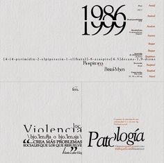 Typo dictionari by Diego Pinzon at Coroflot in Newspaper
