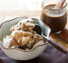 I've come to an important realization: While hot fudge is fine and good, an ice cream sundae just isn't complete until it has thick, salty caramel drizzled on top. With summer right around the corner, I think it's time for us all to practice our 'quick, make a batch of caramel!' skills. It's easier than you may think.