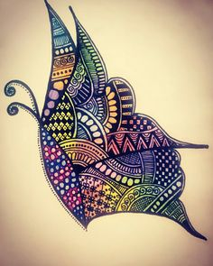 #doodleart #multicolour #14