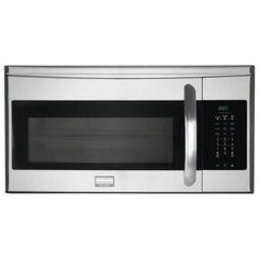 Frigidaire Gallery 1.5 cu. ft. Over the Range Convection Microwave in Stainless Steel-FGMV154CLF - The Home Depot