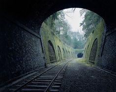 La voie ferrée de Petite Ceinture de Paris train petite ceinture paris rail fer chemin 03