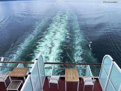 DSCN0421_1 - Alaska Cruise,  Luxury Patio,  Wake of ShipLike! Share!, Repin! Thanks :)