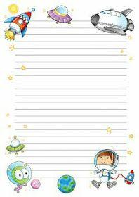 Δημιουργίες από καρδιάς... Stationary Printable, Printable Paper, Space Party, Space Theme, Kindergarten Portfolio, Space Classroom, Powerpoint Background Design, School Frame, Space Activities