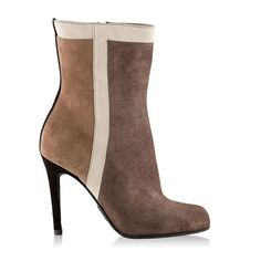 botine din piele velurata Fall Winter, Autumn, Heeled Boots, Collections, Shoes, Fashion, High Heel Boots, Moda, Zapatos