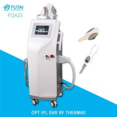 FQA23 opt shr Fractional RF thermag machine Hair Removal Machine, Radio Frequency, Wrinkle Remover, How To Remove
