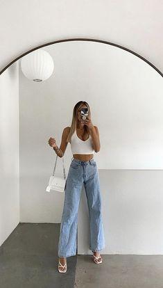 Fashion Mode, Look Fashion, Fashion Outfits, Womens Fashion, Fashion Trends, Mode Hipster, Mode Ootd, Cooler Look, Elegantes Outfit