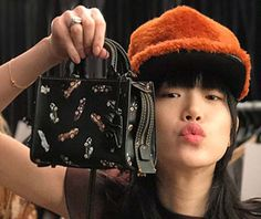 Coach Details & Accessories from Fall Winter 2017-18 RTW Collection