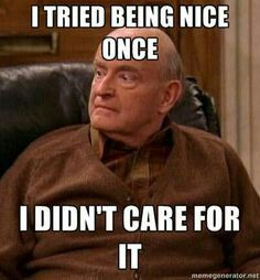October 1935 - Peter Boyle known for his role as Frank Barone on the sitcom Everybody Loves Raymond is born Comedy Tv, Funny Comedy, Best Tv Shows, Favorite Tv Shows, Everyone Loves Raymond, Comebacks And Insults, Tv Funny, Funny Stuff, Tv Show Quotes