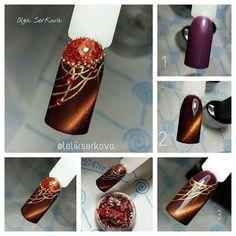 Nails navidad