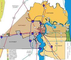 10 Best Marietta Duval Florida images | Florida maps, Jacksonville ...