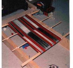 FAQ 5 - How can I wind a warp for backstrap weaving? | Weavolution