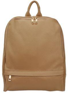 b60acf5883a7 Beige backpack. Korean FashionistaBeige BackpacksKorean BagsKorean Fashion  ...