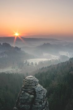 Bastei Sunrise