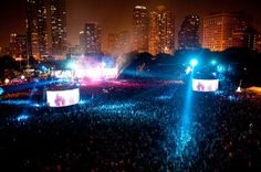 Lalapalooza rock music festival will be as big in 2014 as it was in 2013
