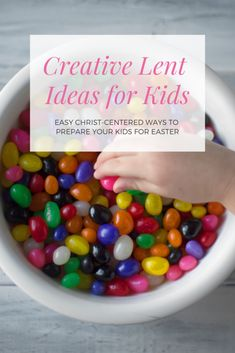 Getting the kids to creatively engage in a practice for Lent is a great way to help the whole family grow closer to God. Here are some creative ways to help your kids adopt this spiritual practice. Sunday School Activities, Easter Activities, Activities For Kids, Kids Sunday School Lessons, Sunday School Crafts For Kids, School Ideas, Bible Study For Kids, Bible Lessons For Kids, Lent Kids