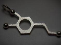 Dopamine in Raw Silver