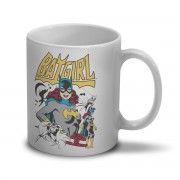 Caneca Power Girls Batgirl - Loja DC Comics Oficial