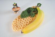 Banana Cozy Plantain  FREE Shipping  MTO by HandmadeHealth on Etsy, $7.00