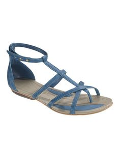 Take a look at this Deep Space Bandha Criss-Cross Sandal - Women by Patagonia on #zulily today!61.73