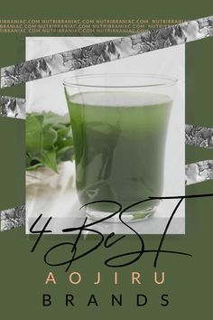 What is aojiru? Aojiru is a popular Japanese green juice that has many potential health benefits. Not only that, it's convenient-you don't need a juicer to make it. Our helpful guide looks at the pretty cool benefits behind this nutrient-packed-powdered drink. We also look at the 4 best aojiru brands on the market now. #bestjuicing #juicediet #howtomakejuice #juicingrecipes #juicebreakfast #healthyjuicerecipes #healthfoods Healthy Juice Recipes, Whole Food Recipes, Vegetarian Recipes, Plant Based Diet, Plant Based Recipes, Health And Wellness Quotes, Health Fitness, How To Make Juice, Canned Juice