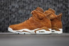 The Air Jordan 6 Wheat Drops In A Couple Of Days