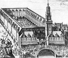 Another essential characteristic of a modern economy: the continuous accumulation and effective preservation of capital presented a problem (productive employment of capital) that for the Dutch capitalist was solved by a broad array of investment options, mediated by the Beurs, and later the merchant banks.