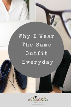 I Wore The Same Outfit for 21 Days // Minimalist Capsule Wardrobe Trial In the upcoming video below, I give you the full scoop including: Why I decided to try this experim Minimalist Lifestyle, Minimalist Living, Minimal Wardrobe, Minimalist Wardrobe Essentials, Mein Style, Estilo Retro, Minimal Fashion, Wardrobes, Thing 1
