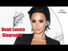 Demi Lovato Biography Jonas Brothers, Joe Jonas, Sophie Turner, Demi Lovato, Wilmer Valderrama, Sleek Bob, Ellen Degeneres Show, Star Wars, Celebration Gif
