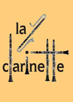 Musique  -  Clarinette