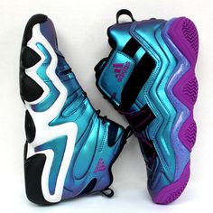 New #ADDIDAS #basketball sneakers - CRAZY 8 and TOP TEN 2000.  *Free shipping on orders over $75