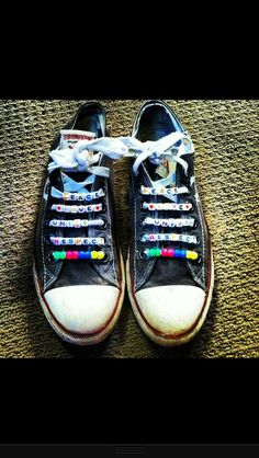 Love these!! Would change these for a great colour though.. #rave #shoes #diy