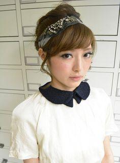 ゆる編みリボンSET 【studio noll】 http://beautynavi.woman.excite.co.jp/salon/27007?pint ≪ #arrange #hairstyle・アレンジ・ヘアスタイル・髪形・髪型≫