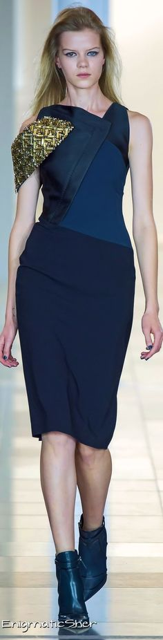 Antonio Berardi Collections Fall Winter 2015-16