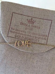 BRACCIALE LOVE 9 KT HANDMADE PAGINA FACEBOOK DELLA SPIGA GIOIELLI
