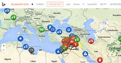 Interactive live map of conflicts all over the world - world.liveuamap.com