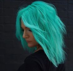 From blinding neon dye jobs to multicolored rainbow looks, we gathered the best bright and bold hair colors you could try RN. Neon Hair Color, Pink Hair Dye, Dyed Hair Pastel, Dyed Blonde Hair, Teal Hair, Bright Hair Colors, Hair Dye Colors, Bright Colored Hair, Turquoise Hair Color