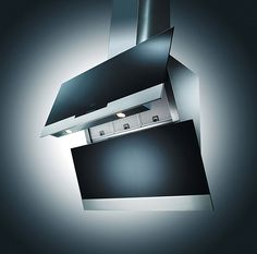 Beautiful high quality range hood - Faber Mirror