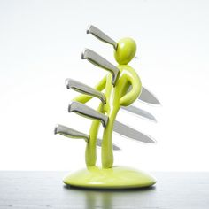 So quirky!  Perfect for those really bad days when you just want to knife someone.  Check out what's on sale at TouchOfModern