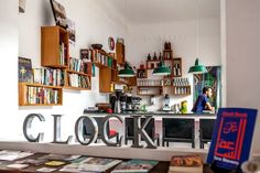 Cafe Clock - Fez & Marrakech. Cafe and Cooking School