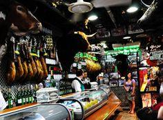 Viaje a los peores restaurantes de Madrid